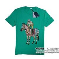 Mens T Shirts Fashion 2014 Summer New Cotton T-Shirt Casual Slim Short Sleeve For Men's Clothing Brand Tshirt Camisetas S002