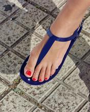 New Fashion Design Handmade Gold Silver Gun Black Toe Ring Foot Beach Jewelry for Women Lady