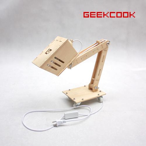 Настольная лампа для рабочего стола своими руками