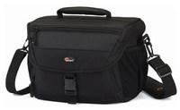 Free shipping Genuine Lowepro Nova 180 AW (Black) Shoulder Digital SLR Camera Photo Backpack Bag Case  with all weather cover