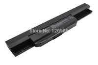 4400mAH Laptop battery for Asus A43 A53 A53S A53z A53SV K43 K43E K43J K43S K43SV K53 K53E Pro4J Pro5NT X84 free shipping LB029