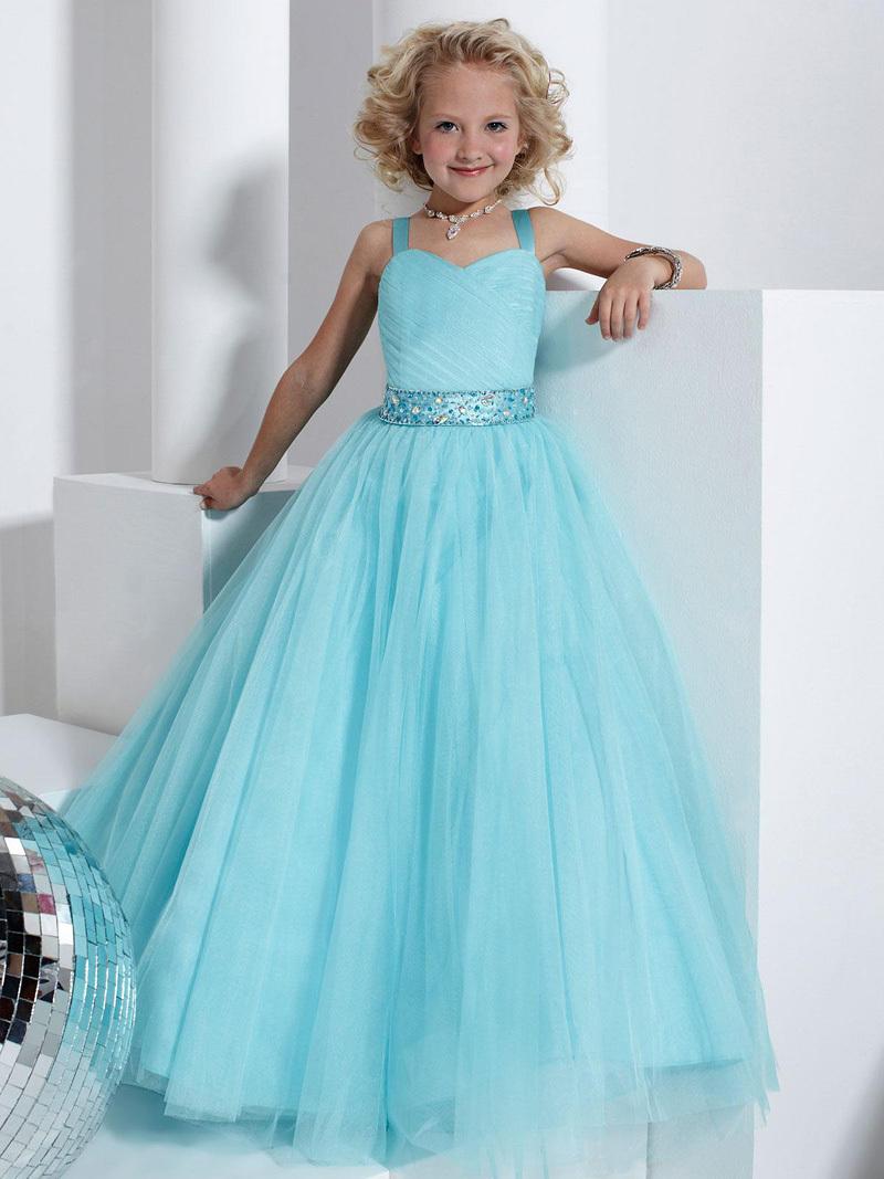 Discount Flower Girl Pageant Dresses - Wedding Short Dresses