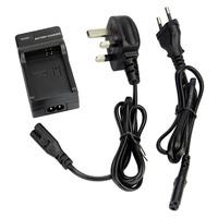 DSTE BP-1310 Battery and EU&UK Charger for Samsung NX5 NX10 NX11 NX20 NX100 Camera