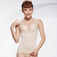 Perfect Body girly Ms. Di slimming corset vest Seamless body sculpting vest abdomen thin coat 834