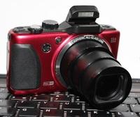 New full HD 15MP Digital Camera 2.7'' TFT LCD 15 MP CMOS 15X Optical Zoom 4X Digital Zoom Recording camcorder GE-G100