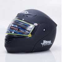 Free shipping Mustang 920 mortgage helmet motorcycle helmet full face helmet racing helmet fog lenses