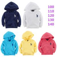 wholesale spring autumn baby boys and girls children clothing hoodies kids sport coat 5pcs/lot