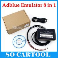 5pcs/lot 2015 Newly Professional Adblue 8in1 AdBlue Emulator with NOx sensor adblue emulator 8 in 1
