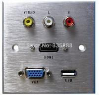 multifunctional information HDMI socket