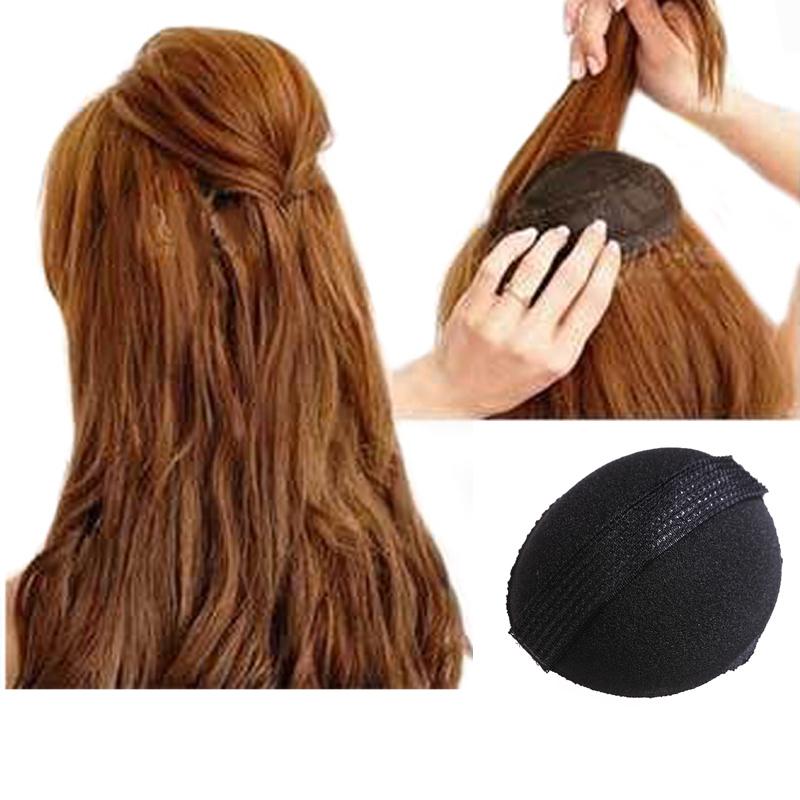 прически с подкладкой для объема волос