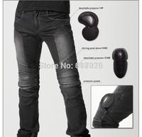 New uglyBROS JUKE motorcycle riding jeans mesh racing pants Leisure summer edition huh