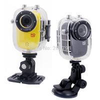 32GB TF 2014 New Full HD 1080p Portable 30M Waterproof Bike/Surfing/Outdoor Sport SJ1000 Car DVR Helmet Action Mini Video Camera