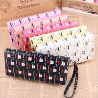 2014 New Hot Sale Wallet Women's Wallet  Leather Wallet Fashion Women- Free Shipping 2538