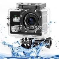 1ST 2014 NEW Newest Original SJ6000 12MP Full HD 1080P 2.0 Inch LCD Screen WiFi Sport DV Camera