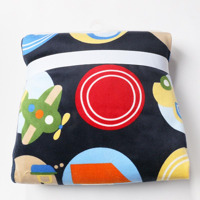 Одеяльца для пеленания 2015 tapete infantil 30 X 40  Planet