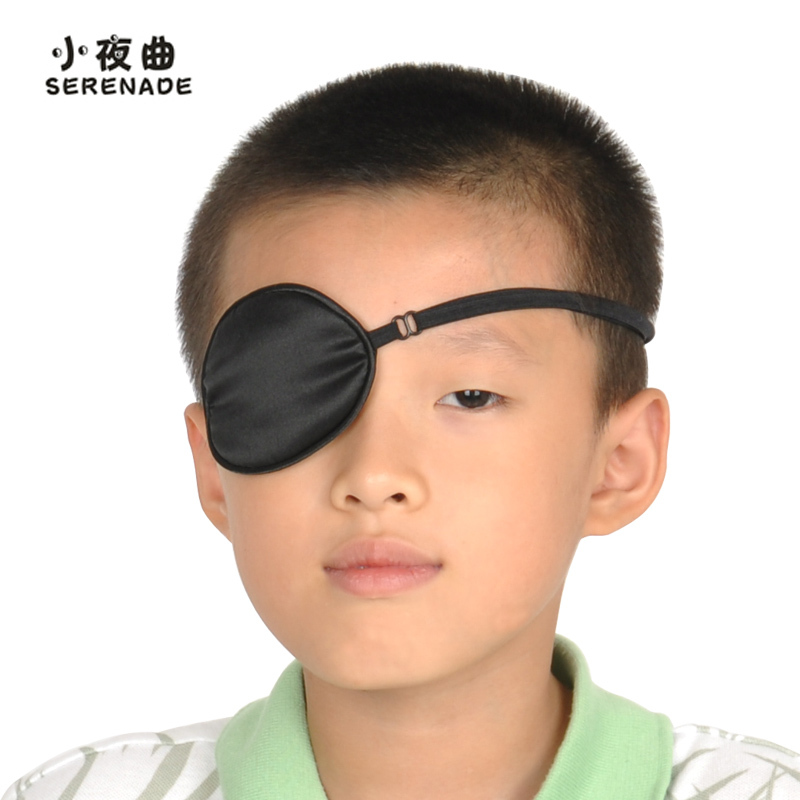Как сделать повязку на глаз из 64