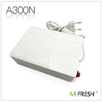 2pcs Mfresh A300N portable ozone generator for cleaning vegetables with output 400mg/h,3pcs+free shipping