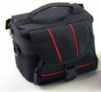 Camera Bag Case for PowerShot SX50 SX40 SX30 SX20 SX10 IS for Canon Digital SLR Black Free shipping