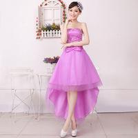 HOT women wedding dress Lavender 6 style 2014 newest fashion sister group women Bridesmaid dresses women party dress S-XXL
