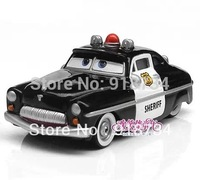 100% original Pixar cars 2 Toys Diecast Metal 1:55 scale sheriff Free Shipping Kids TOY