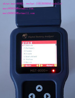 Multi-language MST-8000+ Digital Battery Analyzer with Printer for cars,motorcycles and trucks in 2014