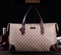 2014 Men's bag man handbag large capacity bag for business
