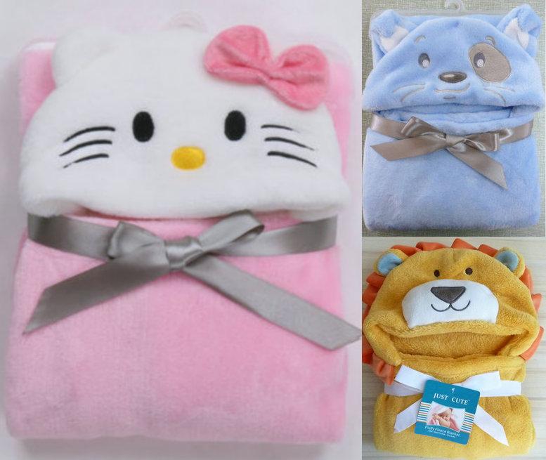 Одеяльца для пеленания 100% cobertor 0/6 animal