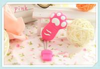 New ! 1pcs free shipping Usb flash drive 8GB Cat paw Cartoon USB Flash stick Pen drive USB Flash Memory stick