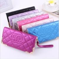 2014 New Hot Sale Wallet Women's Wallet  Leather Wallet Fashion Women- Free Shipping 88881