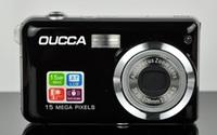 "New HD 720P 15MP Digital Camera 2.7"" LTPS LCD 5 MP CMOS 4X Optical zoom 5X Digital Zoom Photos recording Camcorders DC-2300"