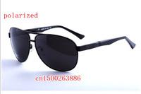 Fashion gradient frog mirror men's fashion brand polarized sunglasses driver mirror 9010