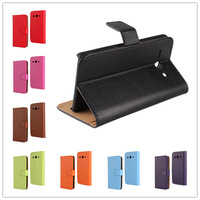 HUAWEI Ascend Y530 Case 11 Color High quality wallet Leather design Magnetic Holster Flip Leather phone Cases Cover Skin B225-A