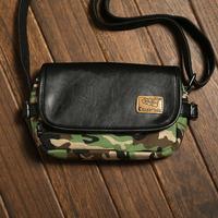 2014 new chest pack Japanese retro European style camouflage backpack dead fly influx of men messenger bag Messenger bag