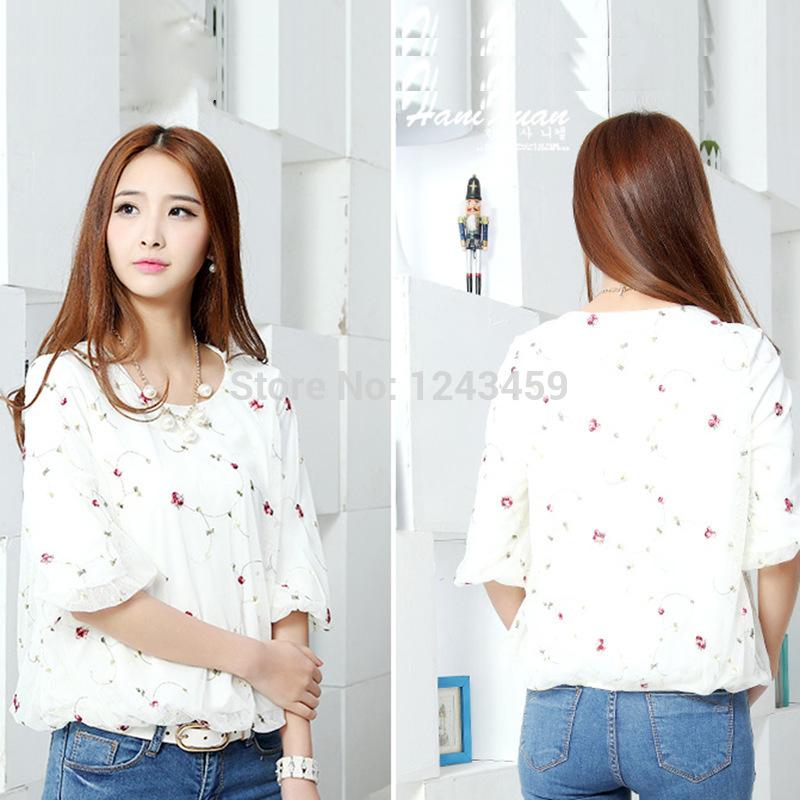 Модные Блузки И Рубашки Доставка