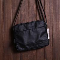 2014 new X-LARGE bag man-days single trade tidal wave of men shoulder bag leather man bag diagonal package