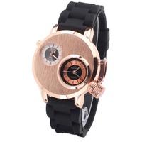 2014 new V6 luxury Brand Men military watch Fashion Men Quartz  sports watches Full Steel Men Watch Casual Reloj Double Time