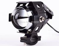 2pcs/lot 215W 3000LM XML U5 Cree LED Work Light Spot Lamp Driving Fog 12-80V Car 4x4 Motorcycle Boat ATV Flash headlights