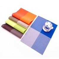 Free Shipping 2pcs  Fashion tableware Pad insulation placemat Cup Mat