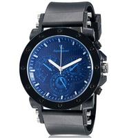 V6 0175 Super Speed Men's Stylish Stunning 3-Dial Analog Wrist Watch fashion men sports watches -5