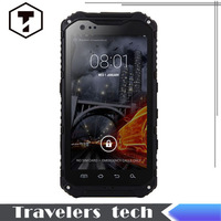 ALPS A9 IP68 Waterproof Shockproof NFC ALPS mobile phone Android 4.4 MTK6582 Quad Core 4.0 inch 1RAM 8GB rom A8 improve