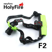 HolyFire sacred fire CREE Q5 high power zoom headlamp retractable charging headlights led miner