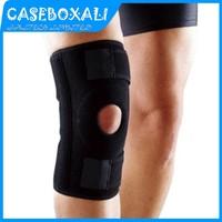 High Quality Basketball Football Volleyball Sports Adjustable Leg Knee Support Durable Knee Shin Protector Guard Pad