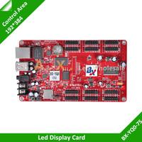 BX-YQ0-75 Asynchronous Full Color Led Control Card