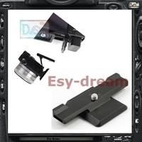 Arca Mini Tripod Quick Release Plate Base as PS-N7 For Sony NEX7 NEX-7 Camera & Manfrotto Benro Sirui Head PT144