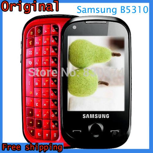 Refurbished Original Samsung B5310 Black Mobile Phone(China (Mainland))