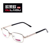3 high-grade optical glass presbyopic glasses wholesale metal frame thick legs plate presbyopic glasses Unisex paragraph