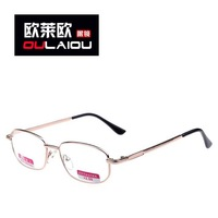 The 029 metal presbyopic elderly optical presbyopic glasses glasses resistance is high and clear brand full frame lens