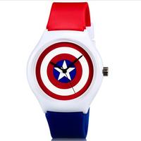 willis watch for children Kid's Student's Fashionable Star Pattern Analog Wrist Watch