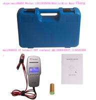 MST-8000(wholesale) Top Quality Max Load Test  Digital Battery Analyzer with Mini printer for car,motorcycle and truck in 2014