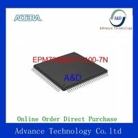 Original EPM7256AETC100-7N IC MAX 7000 CPLD 256 100-TQFP IC price